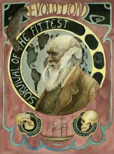 Portrait Darwin
