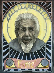 Portrait Einsteinklein